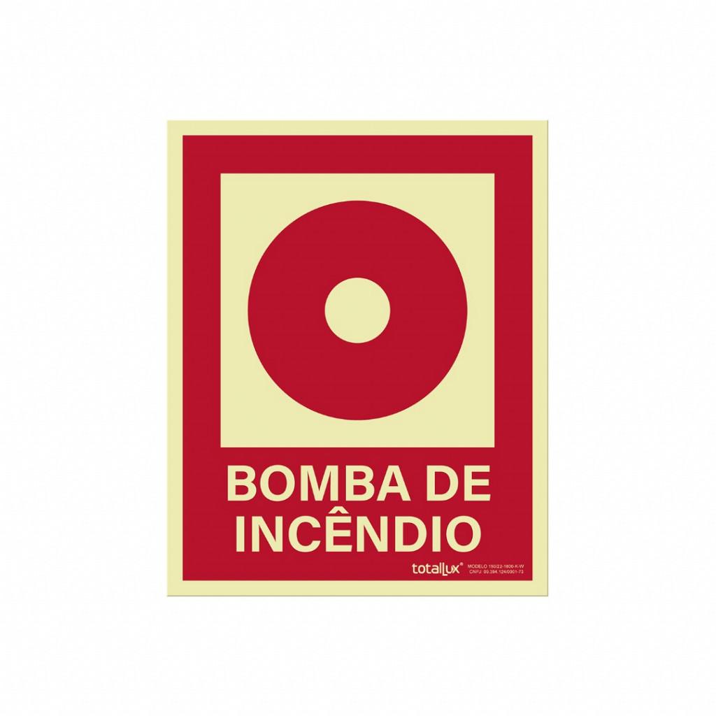 Alarme de Bomba de Incêndio (Cód. E003.11) Safe Park