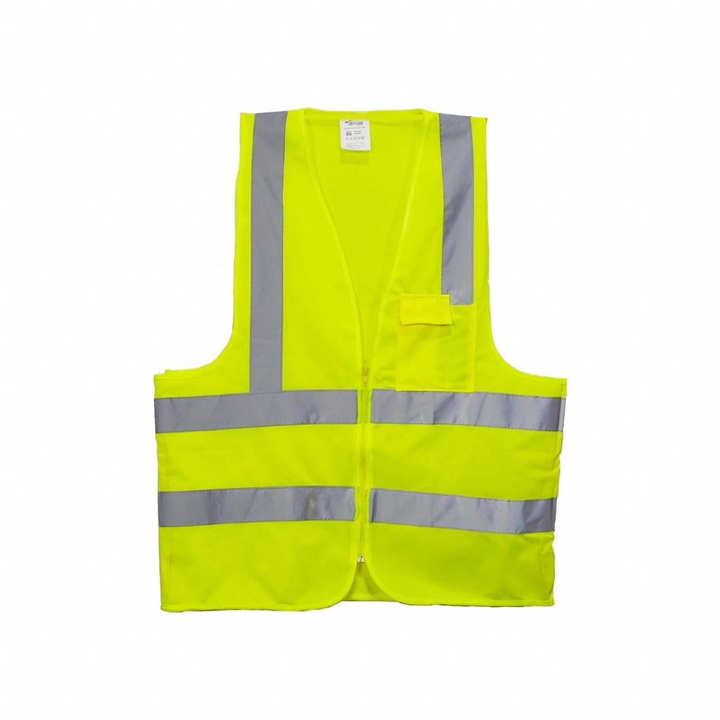 Colete Refletivo – Amarelo Safe Park