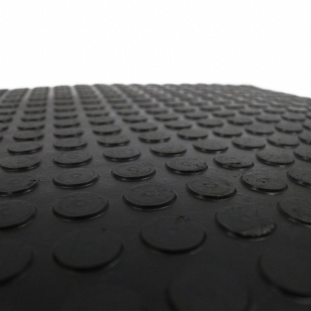 Piso Pastilhado Tipo Moeda (Emborrachado) - 50x50cm Safe Park