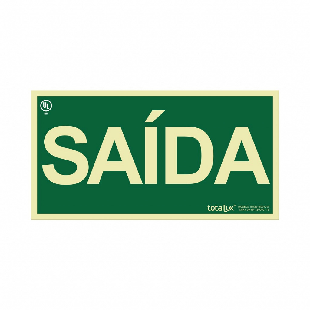 Saída (Cód. S012.01) Safe Park