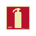 Extintor ABC (Cód. E005.04) Safe Park