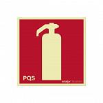 Extintor PQS (Cód. E005.03) Safe Park