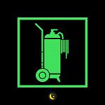 Extintor Sobre Rodas (Cód. E005.08) Safe Park