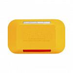 Tachão bidirecional amarelo (Refletivo branco/rubi) Safe Park