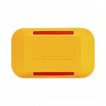 Tachão bidirecional amarelo (Refletivo rubi/rubi) Safe Park