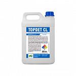 TOPDET CL - DETERGENTE ALCALINO CLORADO - 5L SAFE PARK