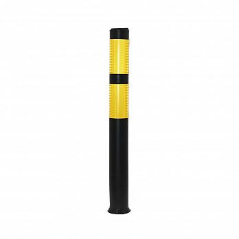 Balizador Alta Performance 77cm – Preto/Amarelo