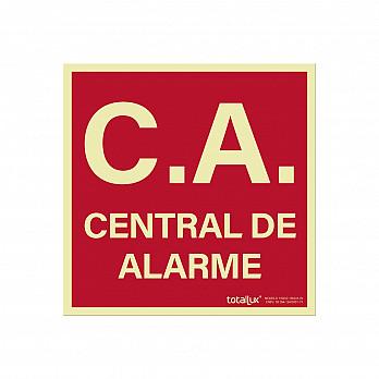 Central de Alarme (Cod. E022.01)