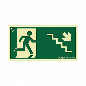 Escada Desce a Direita (Cód. S008.01)