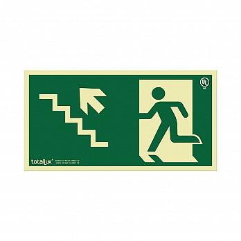 Escada Sobe a Esquerda (Cód. S010.01)