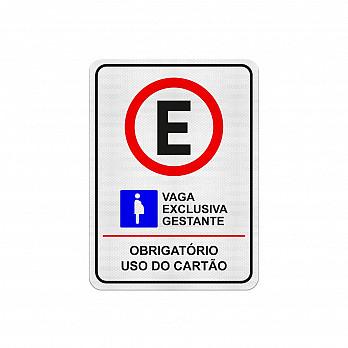 Estacionamento Exclusivo para Gestantes