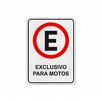 Estacionamento Exclusivo para Motos