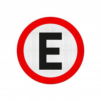 Estacionamento Regulamentado (Cód.R-6b)