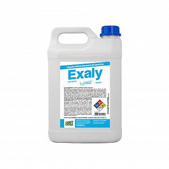 EXALY 5L - LIMPADOR CONCENTRADO COM FRAGRANCIA