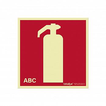 Extintor ABC (Cód. E005.04)