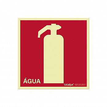 Extintor Água (Cód. E005.02)