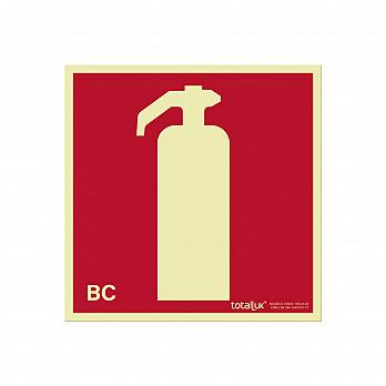 Extintor BC (Cód. E005.06)