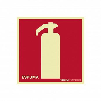 Extintor Espuma (Cód. E005.07)