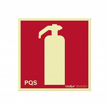Extintor PQS (Cód. E005.03)