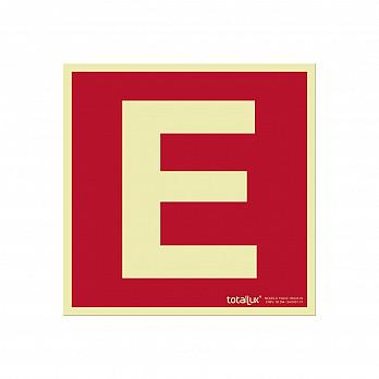 Letra E para Coluna e Pilares (Cod. E021.01)