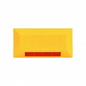 Mini Tachão Amarelo Monodirecional - 20X10X4CM