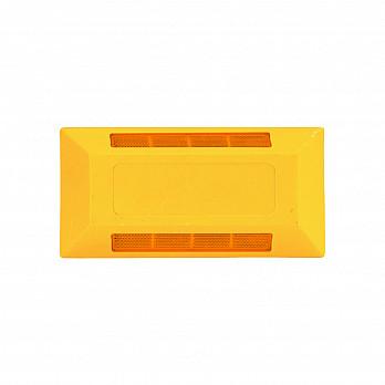 Mini Tachão Amarelo Bidirecional - 20X10X4cm