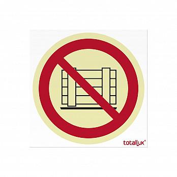 Proibido Obstruir esse Local (Cód. P005.00)