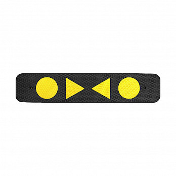 Protetor de Para-Choque em EVA - 40X8X5cm