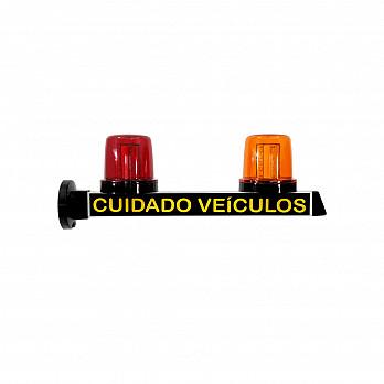 Sinalizador de E/S LED