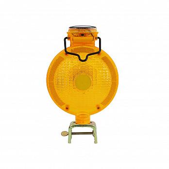 Sinalizador Solar Traflight c/ Parafuso