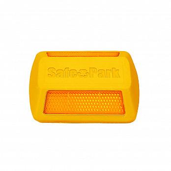 Tachinha Amarela Bidirecional - 11x8x2,5cm