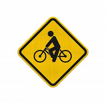 Trânsito de Ciclistas (Cód. A-30a)