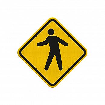 Trânsito de Pedestres (Cód. A-30a)
