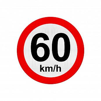 Velocidade Máxima 60Km/h